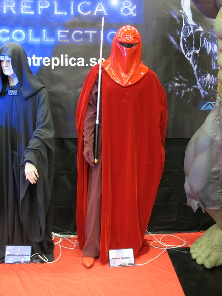 Imperial Royal Guard Life size statue
