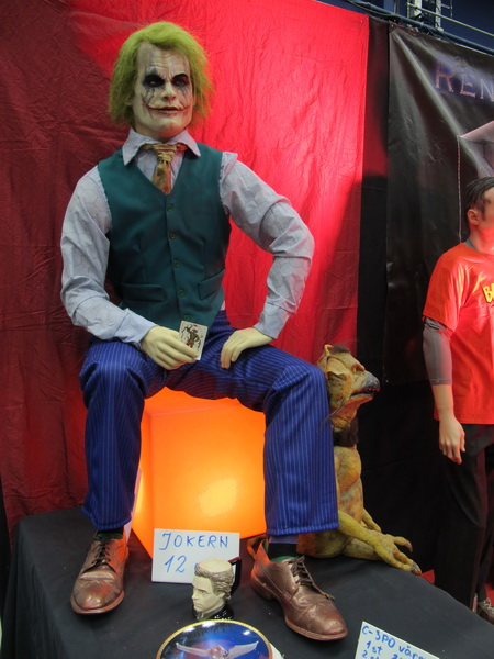 Batman joker 1:1  life size