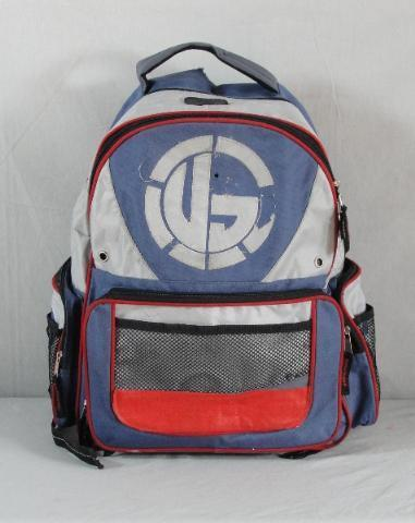 HEROES MICAH SANDERS NOAH GRAY-CABEY USED BACKPACK