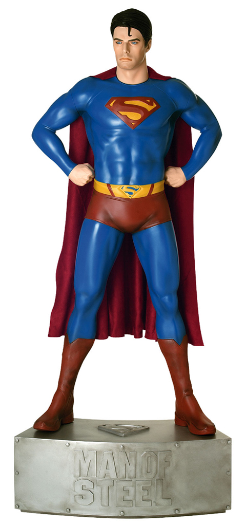 Superman Returns Life-Size Statue Superman 220 cm